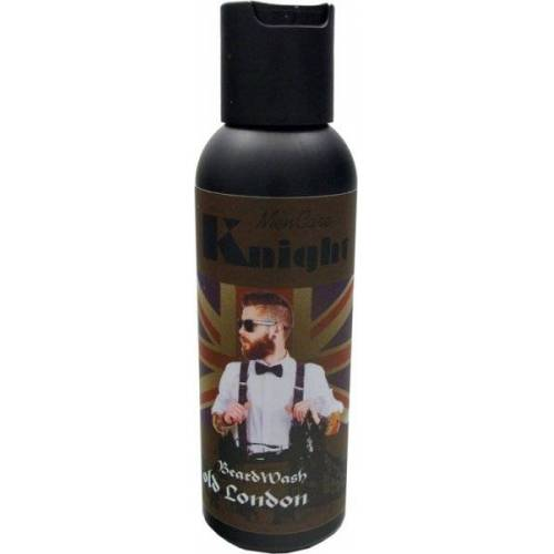 Knight Men Care Old England Beard Wash 100 ml Bartshampoo