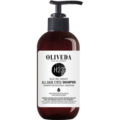 Oliveda H23 Shampoo für jedes Haar - Regenerating 250 ml
