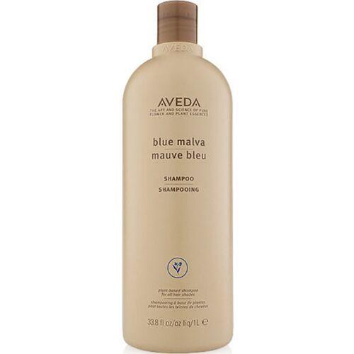 Aveda Blue Malva Shampoo (für alle Haarfarben) 1000 ml