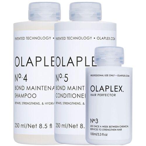 Olaplex Set - Olaplex Profi Haarpflege-Trio Haarpflegeset