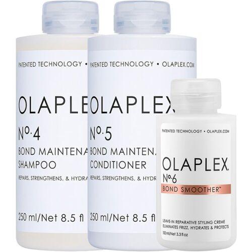 Olaplex Set - Olaplex Profi Haarpflege-Trio No. 2 Haarpflegeset