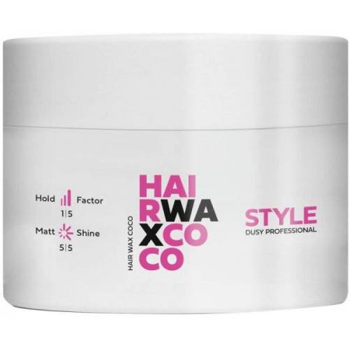 Dusy Professional Hair Wax Coco 50 ml Haarwachs