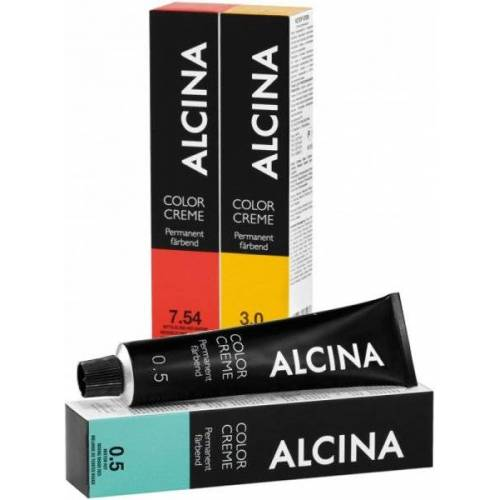 Alcina Color Creme Haarfarbe 6.55 D.Blond Int.-Rot 60 ml