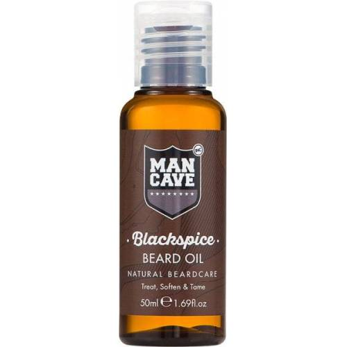 Man Cave Blackspice Beard Oil 50 ml Bartöl