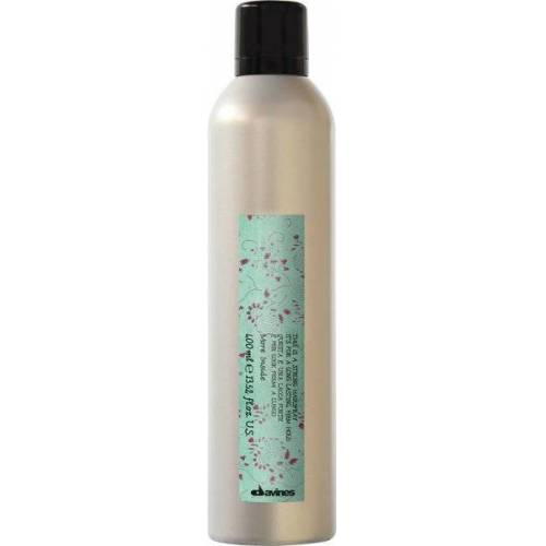 Davines More Inside Strong Hold Hair-Spray 400 ml Haarspray