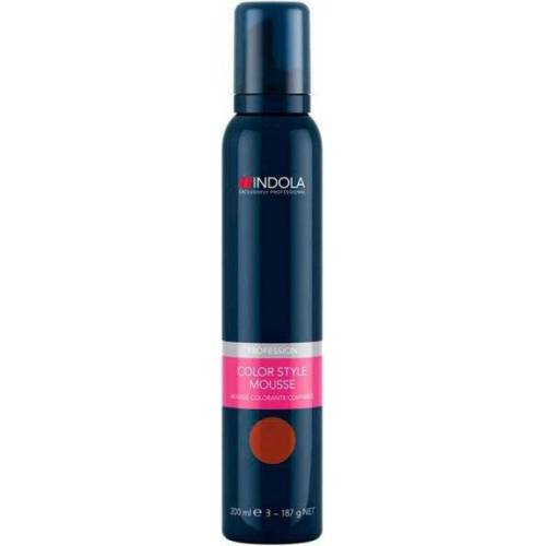Indola Color Mousse Perlgrau 200 ml Haarfarbe