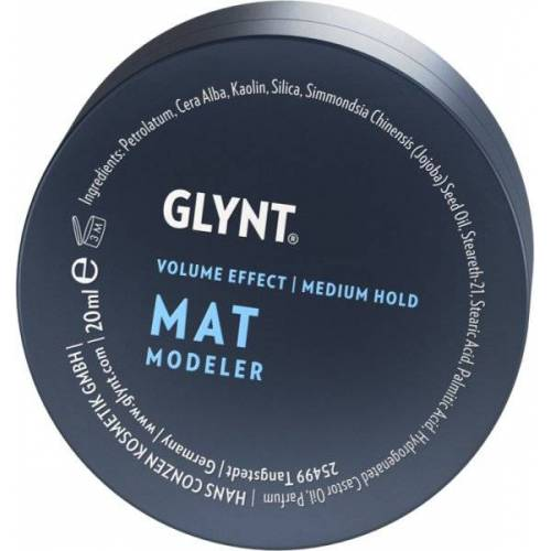 Glynt Mat Modeler Hold Factor 4 20 ml Haarwachs