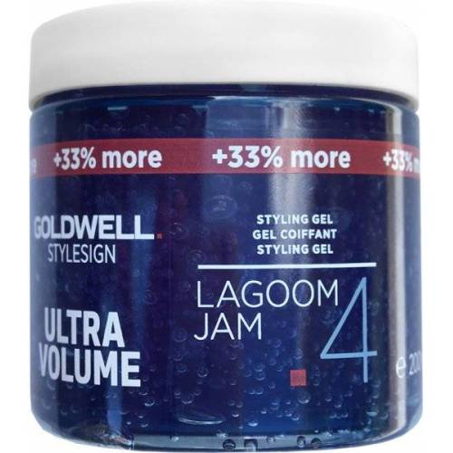Goldwell Aktion - Goldwell StyleSign Ultra Volume Lagoom Jam 200 ml Haargel