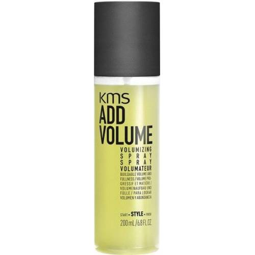KMS California KMS AddVolume Volumizing Spray 200 ml Haarspray