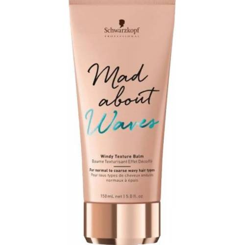Schwarzkopf Professional Schwarzkopf Mad About Waves Windy Texture Balm 150 ml Haarbalsam