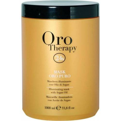 Fanola Oro Puro Therapy Maske 1000 ml Haarmaske
