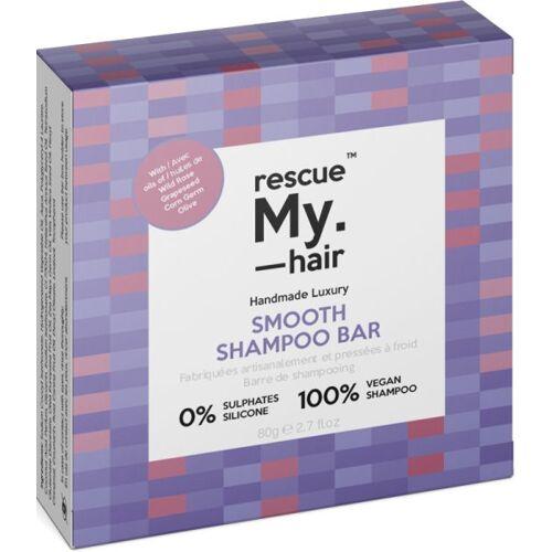 My. rescue My. hair Smooth Shampoo Bar 80 g Festes Shampoo