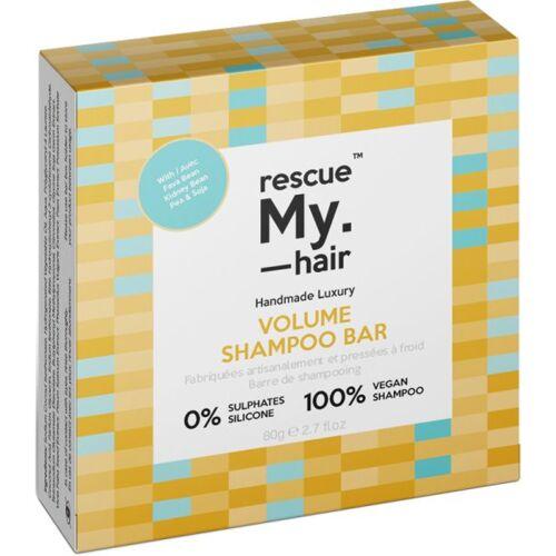 My. rescue My. hair Volume Shampoo Bar 80 g Festes Shampoo
