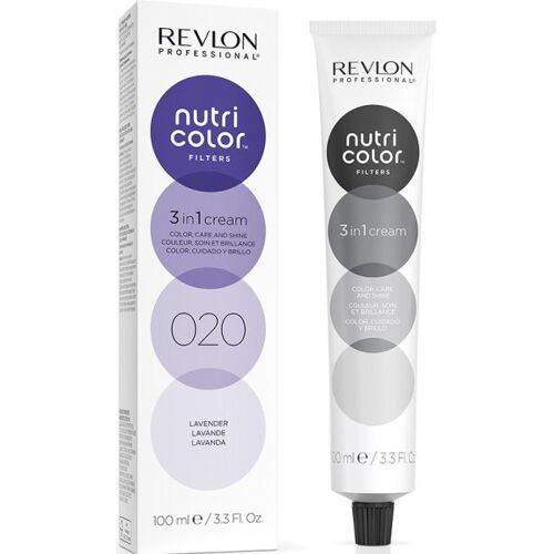 Revlon Professional Nutri Color Filters 020 100 ml Haarfarbe