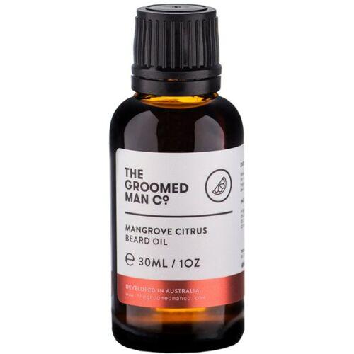 The Groomed Man Co. The Groomed Man Mangrove Citrus Beard Oil 30 ml Bartöl