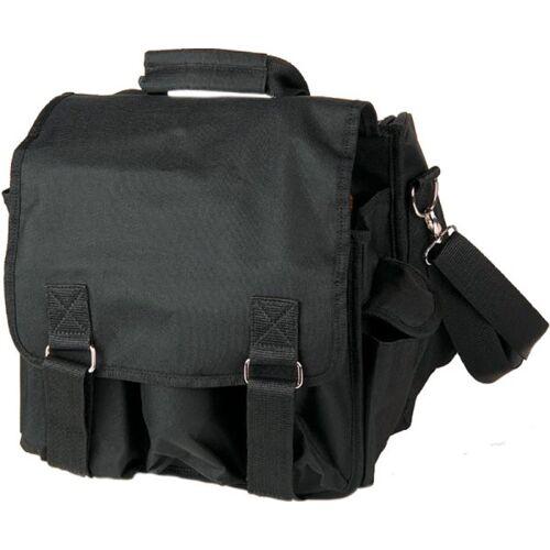 Efalock Werkzeugtasche all in schwarz Friseurzubehör
