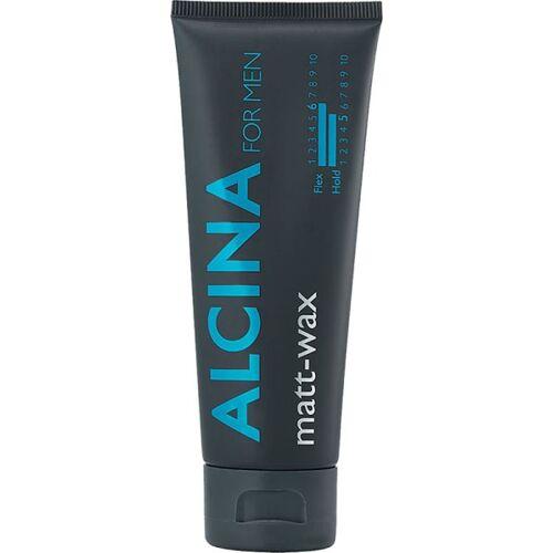 Alcina For Men Matt-Wax 75 ml Haarwachs