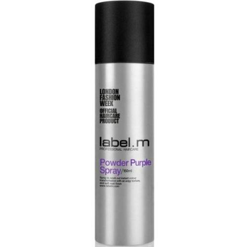 Label.M Powder Purple Spray 150 ml Haarfarbe