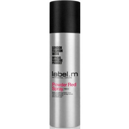 Label.M Powder Red Spray 150 ml Haarfarbe