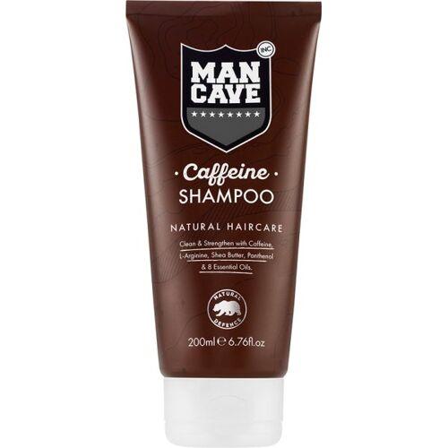 Man Cave Caffeine Shampoo 200 ml