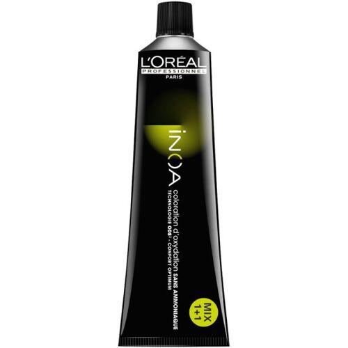 L'Oréal Professionnel Inoa Haarfarbe 2 Schwarzbraun 60 ml