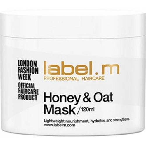 Label.M Honey & Oat Mask 120 ml Haarmaske