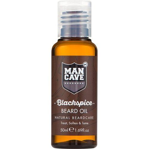 Man Cave Blackspice Beard Oil 50 ml Bartöl