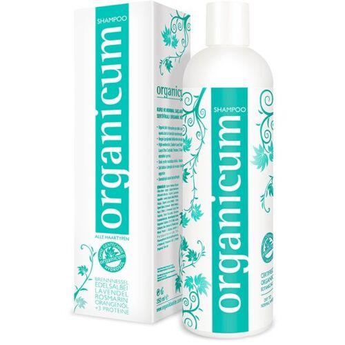 Organicum Shampoo trockenes bis normales Haar 350 ml