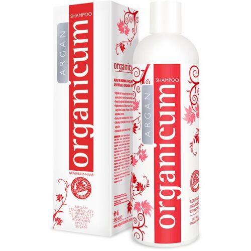 Organicum Shampoo mit Argan - für gefärbtes Haar 350 ml