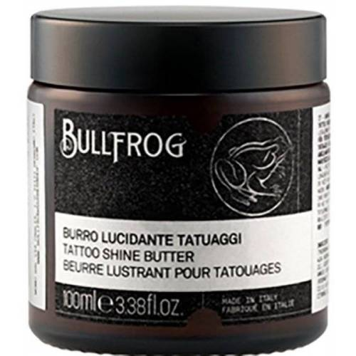 Bullfrog Tattoo Shine Butter 100 ml Tattoo Pflege