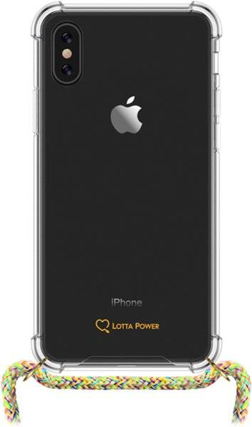 Lotta Power Handy Kette IPhone X / XS Smartphoneaccessoire