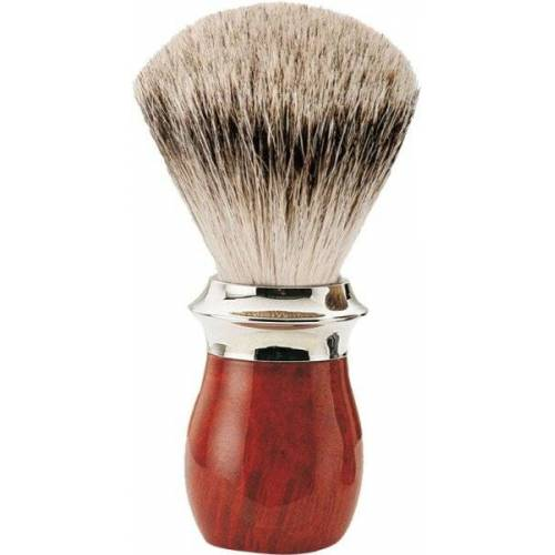 Erbe Shaving Shop Rasierpinsel Holzgriff-Imitat