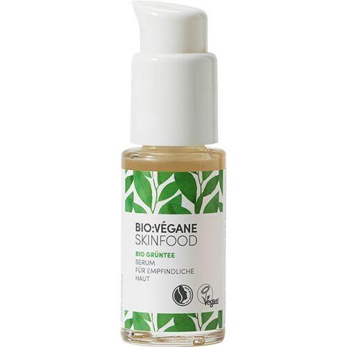 Bio:Végane Skinfood Bio:Végane Skinfood Bio Grüntee Serum für empfindliche Haut 30 ml Ges