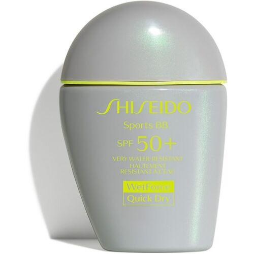 Shiseido Sports BB Medium Dark 30 ml Sonnencreme