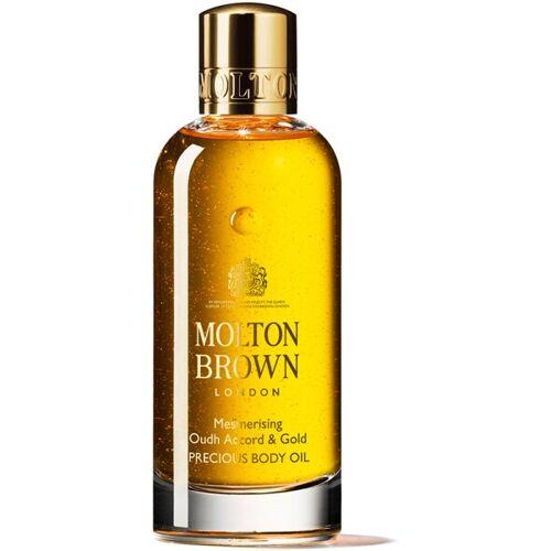 Molton Brown Mesmerising Oudh Accord & Gold Precious Body Oil 100 ml