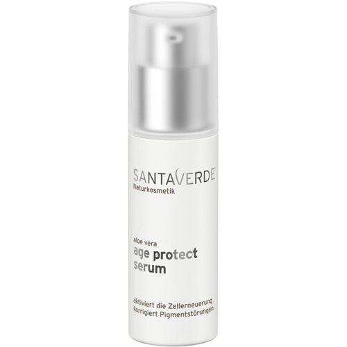 Santaverde Age Protect Serum 30 ml Gesichtsserum