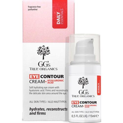 GGs Natureceuticals Eye Contour Cream 15 ml Augencreme