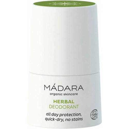 MÁDARA MÁDARA Organic Skincare Herbal deodorant 50 ml Deodorant Stick