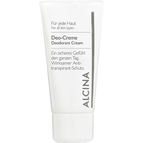 Alcina B Deo-Creme 50 ml Deodorant Creme