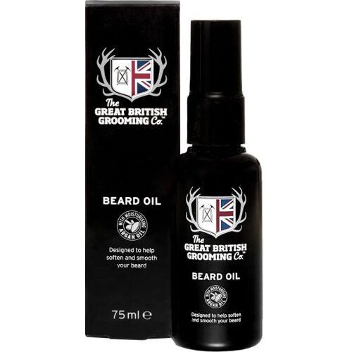 The Great British Grooming Co. Bart Pflegeöl 75 ml Bartöl