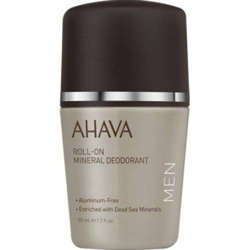 Ahava Time to Energize Men Mineral Deodorant Roll-on 50 ml