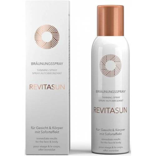 RevitaSun RevitaSun Natural Self-Tanning Spray 150 ml Selbstbräunungs