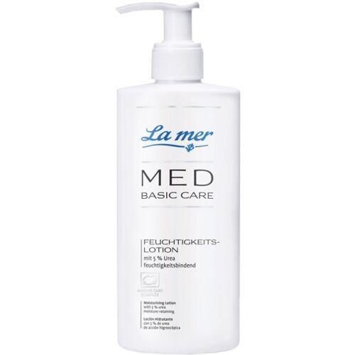 La mer Med Basic Care Feuchtigkeitslotion 200 ml (parfümfrei) Bodylot