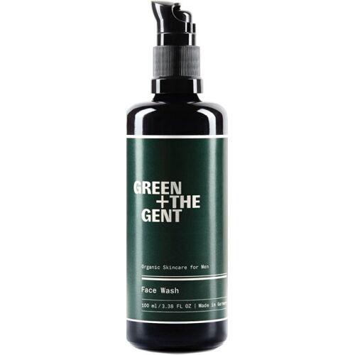 Green + The Gent Face Wash 100 ml Reinigungsgel
