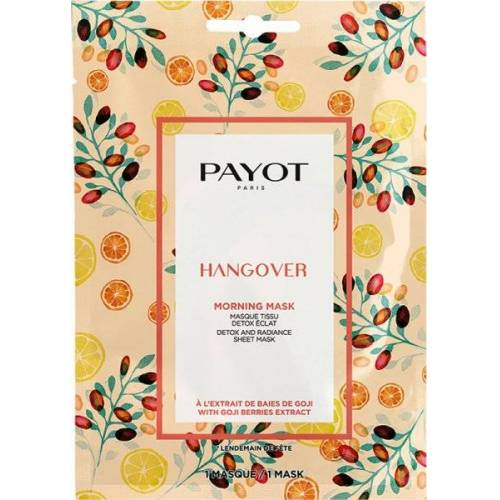 Payot Morning Mask Hangover 19 ml Tuchmaske