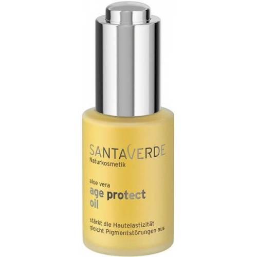 Santaverde Age Protect Oil 30 ml Gesichtsöl