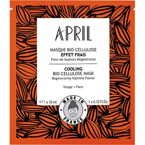 April Paris Masque Bio-cellulose Effet Frais / Cooling Bio-cellulose