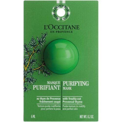 L'Occitane Klärende Gesichtsmaske 6 ml