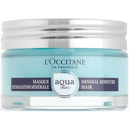 L'Occitane Feuchtigkeitsspendende Mineral-Maske 75 ml Gesichtsmaske