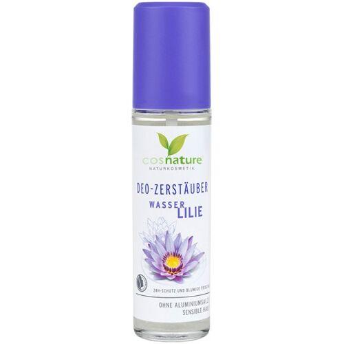 Cosnature Deodorant-Zerstäuber Wasserlilie 75 ml Deodorant Spray